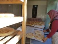 BAZLAMA - Türk Ekmeği Bazlamanın İnceliklerini Emektarı Kezban Ana Anlattı