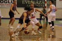 SAYıLAR - Türkiye Kadınlar Basketbol 1. Ligi Açıklaması Edremit Bld. Gürespor Açıklaması 71 - Mersin Basketbol Açıklaması 73