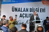 ÜSKÜDAR BELEDİYESİ - Üsküdar'da 14'Üncü Bilgi Evi Açıldı