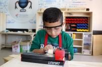 AKıL OYUNLARı - Üstün Zekalı Çocuklar Bilsem İle 'İcat' Çıkartıyor