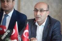 TİYATRO FESTİVALİ - Vali Demirtaş, Gazetecilerle Buluştu