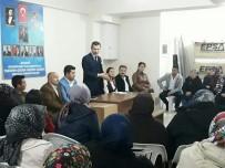 YıLDıZTEPE - Yıldıztepe Mahallesi Başkanlığı'nın Danışma Meclisi Toplantısı