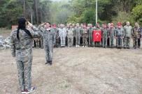 PAİNTBALL - 32 Yıllık Asker Arkadaşları İçtimada Buluştu