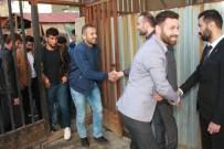 KANAAT ÖNDERLERİ - AK Parti Beytüşşebap'ta 6'Ncı Olağan Kongresini Gerçekleştirdi