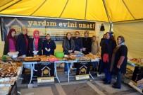 YARDIM KAMPANYASI - AK Parti'li Kadınlardan Arakanlı Müslümanlar İçin Kermes