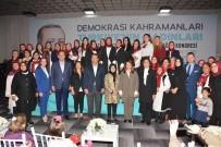 HARUN KARACAN - AK Parti Odunpazarı Kadın Kolları 4'Üncü Olağan Kongresi Yapıldı