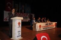 ZİVER ÖZDEMİR - AK Parti Patnos İlçe Başkanlığının 6. Olağan Kongresi Gerçekleşti