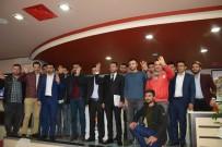 AK PARTİ İL BAŞKANI - AK Parti Suşehri Gençlik Kolları Kongresi Yapıldı