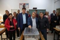 MENDERES TÜREL - Antalya'da 3. Etap Raylı Sistem Referandumuna Katılanların Yüzde 97.63'Ü Evet Çıktı.