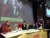 ATAŞEHİR BELEDİYESİ - Bakan Kaya, 15 Temmuz Gazisi Eren Kartal'ın Nikah Şahidi Oldu