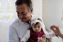 UMUTLU - Başkan Ataç 'Hoş Geldin Bebek' Ziyaretlerine Devam Ediyor
