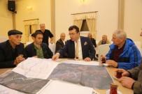 TAFLAN - Başkan Taşçı Açıklaması 'Taflan Hak Ettiği Hizmete Kavuşacak'