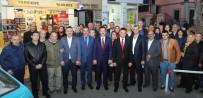 HIZMET İŞ SENDIKASı - Başkan Tok Açıklaması 'İlkadım'da Hizmetlerle Dolu 3,5 Yıl'
