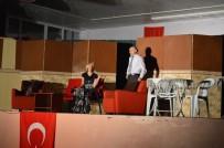 ATATÜRKÇÜ DÜŞÜNCE DERNEĞI - Besni'de Uyuşturucunun Zararları Tiyatro Oyunu İle Anlatıldı
