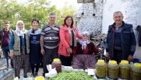KAVAKLı - Büyükşehir Belediye Başkanı Çerçioğlu, Köy Pazarlarını Gezdi