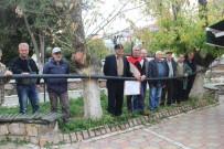 KAZDAĞI - Çan'da  40 Yıllık Aksu  Boruları Yenilenecek