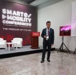 İSTANBUL KONGRE MERKEZI - Daire Başkanı Pistil, Uluslararası Ulaşım Kongresi Ve Fuarına Katıldı