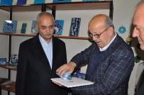 AYASOFYA - Danıştay Cumhuriyet Başsavcısı Yılmaz, İznik'e Hayran Kaldı