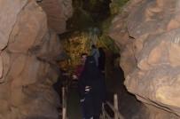 Dünyanın En Uzun 2. Mağarası Olarak Gösterilen Çal Mağarası'na Yoğun İlgi