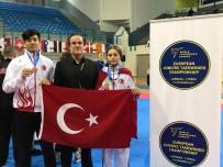 OLIMPIYAT OYUNLARı - Emre Kutalmış Ateşli, Tekvandoda Avrupa Şampiyonu