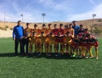 ORDUZU - Evkur Yeni Malatyaspor U14 Sahasında Galip Geldi