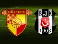 HÜSEYIN GÖÇEK - Göztepe 1-3 Beşiktaş