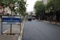 PEYGAMBER - Haliliye Ve Eyyübiye'de Sıcak Asfalt Atağı