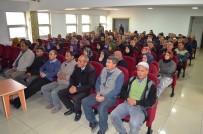 MUSTAFA YÜCEL - İvrindi'De Bağımlılıkla Mücadele Semineri Düzenlendi.