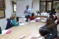 KITAP FUARı - Karikatür Okulunda Dersler Başladı