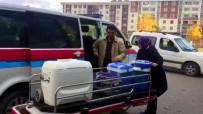 BÖBREK NAKLİ - Kazada Hayatını Kaybeden Kadının Organları İki Hastaya Umut Oldu