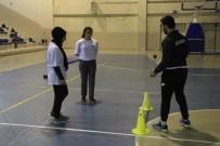 KÜÇÜKÇEKMECE BELEDİYESİ - Küçükçekmece Belediyesinden POMEM'e Hazırlanan Gençlere Eğitim