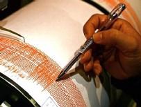 KANDILLI RASATHANESI - Marmaris'te korkutan deprem!
