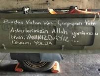 KATO DAĞı - Mehmetçik'ten mesaj var