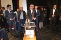 MUSTAFA TOPRAK - MHP Malatya İl Başkanlığına Bülent Avşar Seçildi