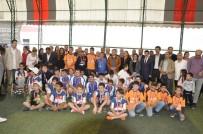 MURAT BULACAK - Özel Eğitim Öğrencileri Halı Saha Futbol Turnuvasında Ter Döktü