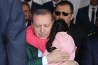 SELÇUK ÖZDAĞ - Cumhurbaşkanı Erdoğan'a Sarılışın Altından Dram Çıktı
