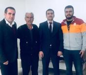 ŞEHİT POLİS - Şehit Polis Sekin'in Ailesine Ziyaret