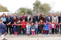 Seydişehir'e Yeni Kreş Ve Gündüz Bakım Evi Açıldı