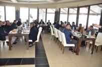 Seydişehir Esnaf Ve Sanatlar Odası Başkan Adayı Gedik Basın Mensuplarıyla Buluştu
