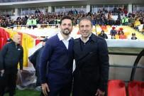 GÖKHAN İNLER - Süper Lig Açıklaması Evkur Yeni Malatyaspor Açıklaması 0 - Medipol Başakşehir Açıklaması 1 (İlk Yarı)