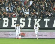 SABRİ SARIOĞLU - Süper Lig Açıklaması Göztepe Açıklaması 0 - Beşiktaş Açıklaması 1 (İlk Yarı)