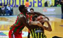 ÜLKER - Tahincioğlu Basketbol Süper Ligi Açıklaması Fenerbahçe Doğuş Açıklaması 97 - Pınar Karşıyaka Açıklaması 71