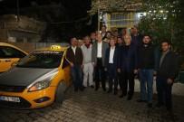 MEHMET ERDOĞAN - Tahmazoğlu, Taksici Esnafıyla Buluştu