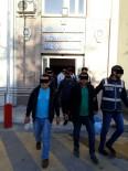 FLASH BELLEK - Telefon Dolandırıcıları Yakalandı