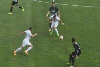 VATANSEVER - TFF 2. Lig Açıklaması Bandırmaspor Açıklaması 2 - Nazilli Belediyespor Açıklaması 1