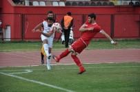 UŞAKSPOR - TFF 3. Lig 3. Grup UTAŞ Uşakspor Açıklaması 1 - Ankara Adliyespor Açıklaması 1