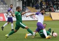 ORDUSPOR - TFF 3. Lig Açıklaması Yeni Orduspor Açıklaması 0 - Muğlaspor Açıklaması 0