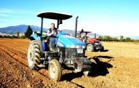 SÜT ÜRETİMİ - Tire Süt Kooperatifi Başkanı Eskiyörük'ten Tarım Ve Hayvancılığa 'Reçete'