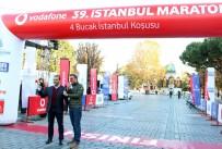 SULTANAHMET - Vodafone Maratonu Hazırlık Koşuları Düzenlendi