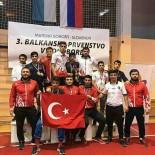 MUSA AYDıN - Yıldız Grekoromen Güreş Milli Takımı Tarih Yazdı
